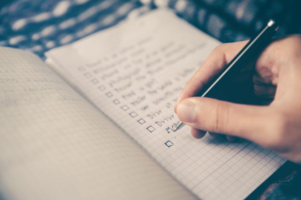 checklist cambio cultural