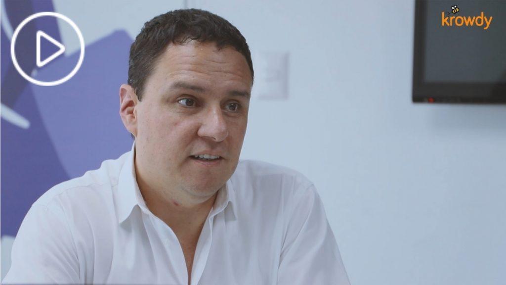 entrevista a Arnaldo Rivera -Gerente de Capital Humano