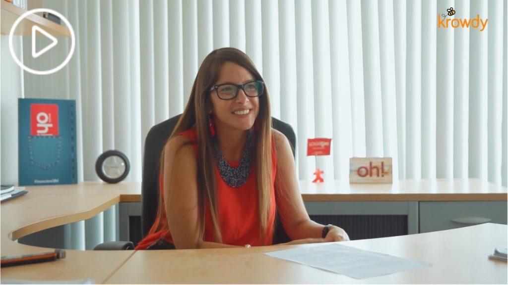 Entrevista a Lorena Dibos – Gerente de Gestión y Desarrollo Humano (Financiera Oh!) [Video]