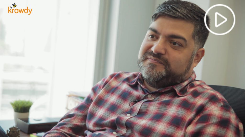Entrevista al Gerente Coporativo de Organización y Recursos Humanos
