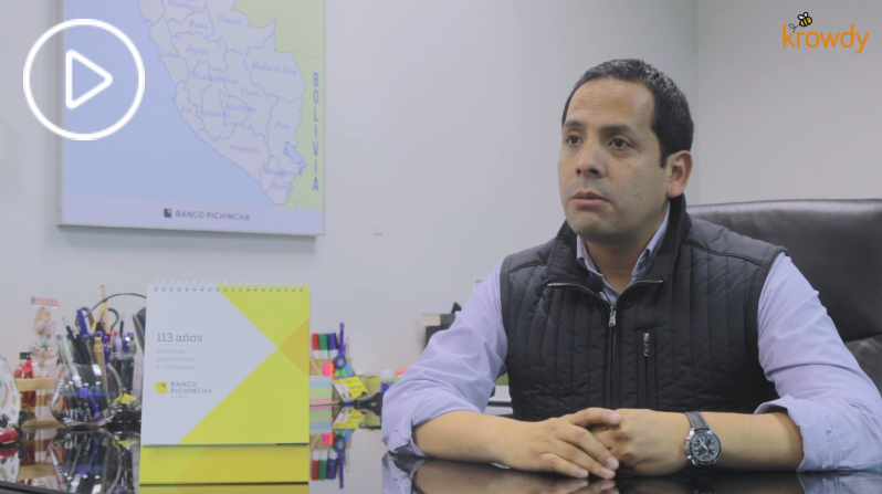 Entrevista a Rafael Del Águila – Vicepresidente de Gestión de Personas (Banco Pichincha) [Video]